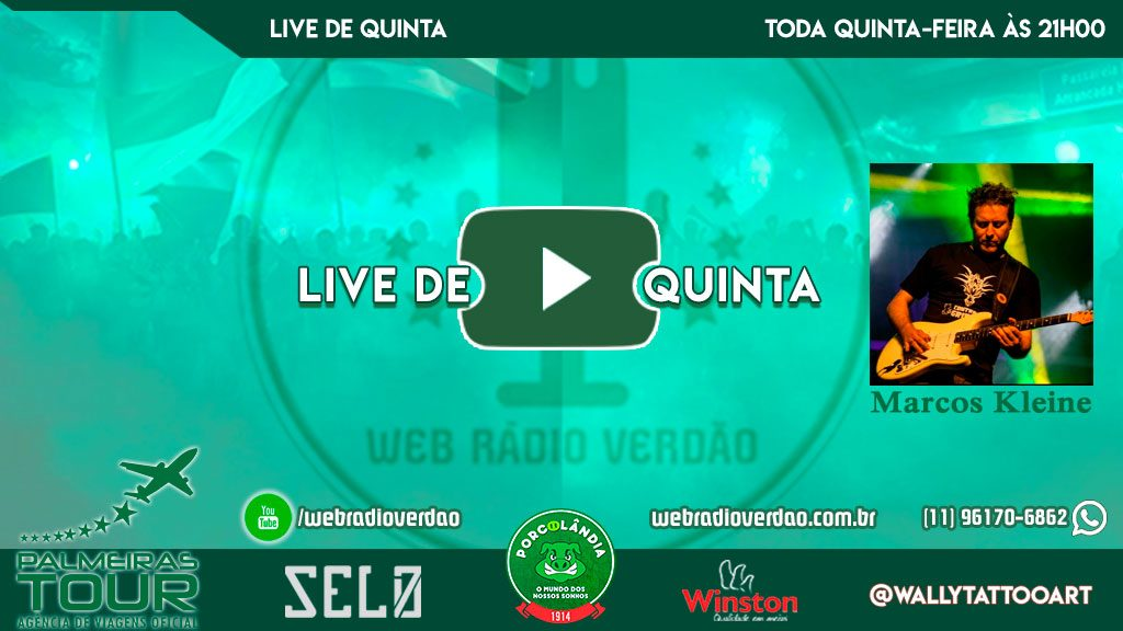 Live de Quinta Marcos Kleine