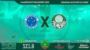 AO VIVO - Cruzeiro x Palmeiras - Brasileiro 2019 - 38 rodada - Mineirão