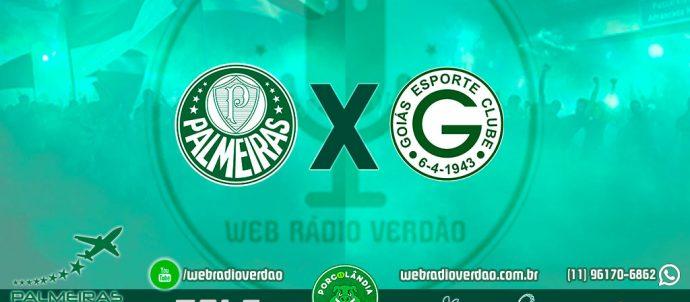 AO VIVO - Palmeiras x Goiás - Campeonato Brasileiro 2019 - 37 rodada - Porcolândia 1914