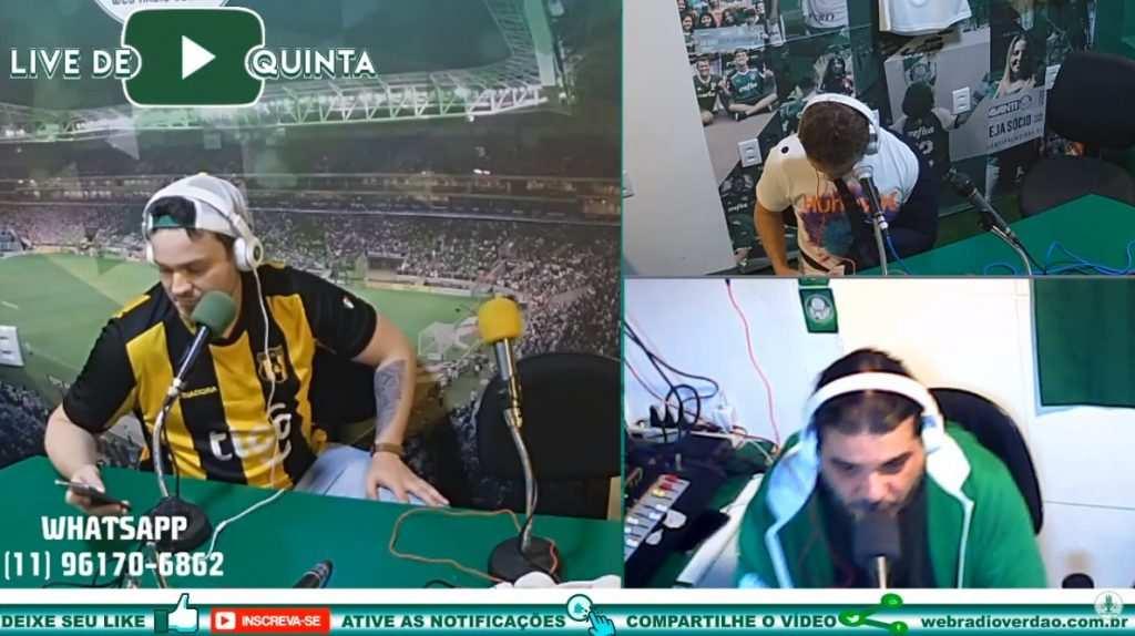 Live de Quinta 13-2-2020