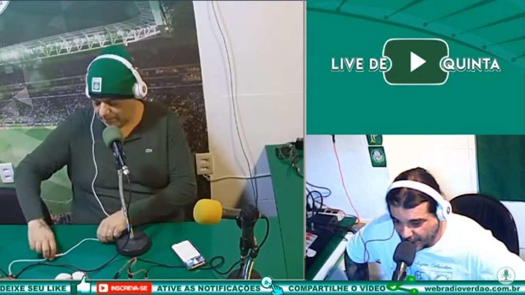 Live de Quinta 6-2-2020