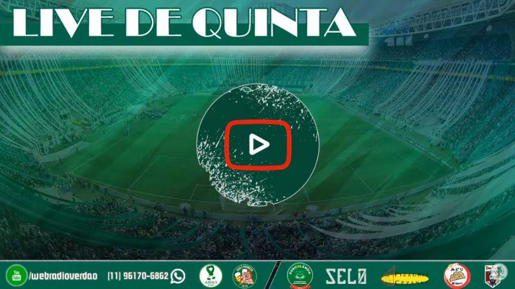 live de quinta 1-10-2020